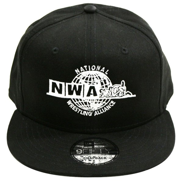NWA National Wrestling Alliance New Era スナップバックキャップ|bdrop|01