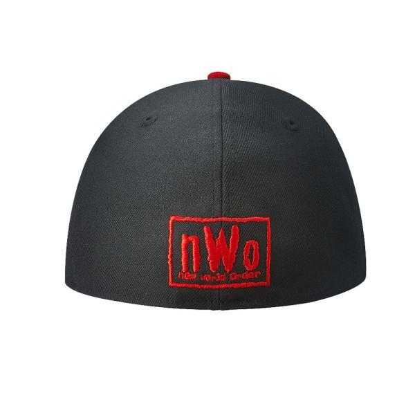 WWE nWo New Era 59Fifty フィッテドハット/帽子|bdrop|04