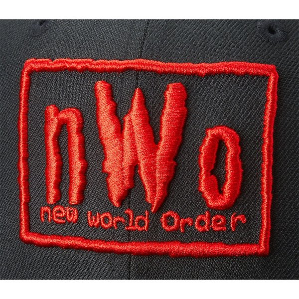 WWE nWo New Era 59Fifty フィッテドハット/帽子|bdrop|05