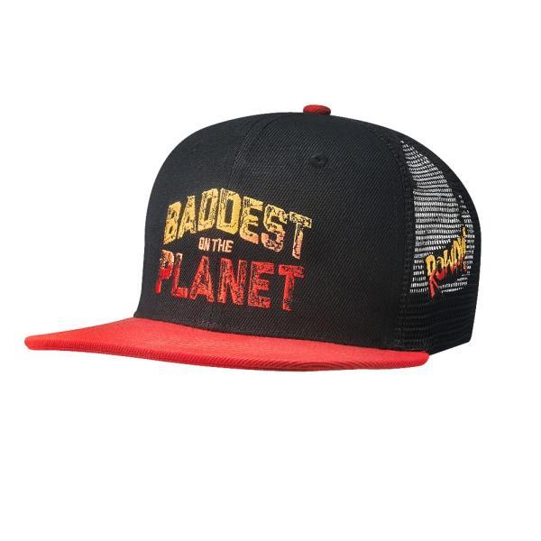 WWE Ronda Rousey(ロンダ・ラウジー) Baddest on the Planet スナップバックキャップ|bdrop