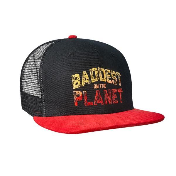 WWE Ronda Rousey(ロンダ・ラウジー) Baddest on the Planet スナップバックキャップ|bdrop|02