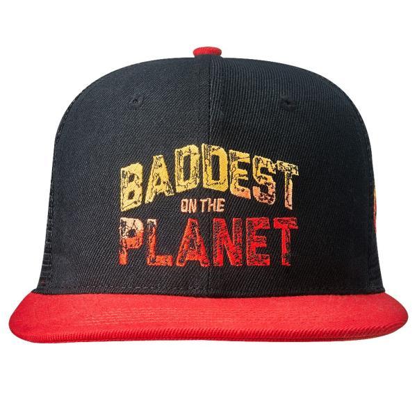 WWE Ronda Rousey(ロンダ・ラウジー) Baddest on the Planet スナップバックキャップ|bdrop|03