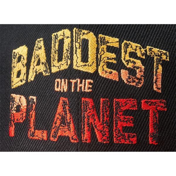 WWE Ronda Rousey(ロンダ・ラウジー) Baddest on the Planet スナップバックキャップ|bdrop|05