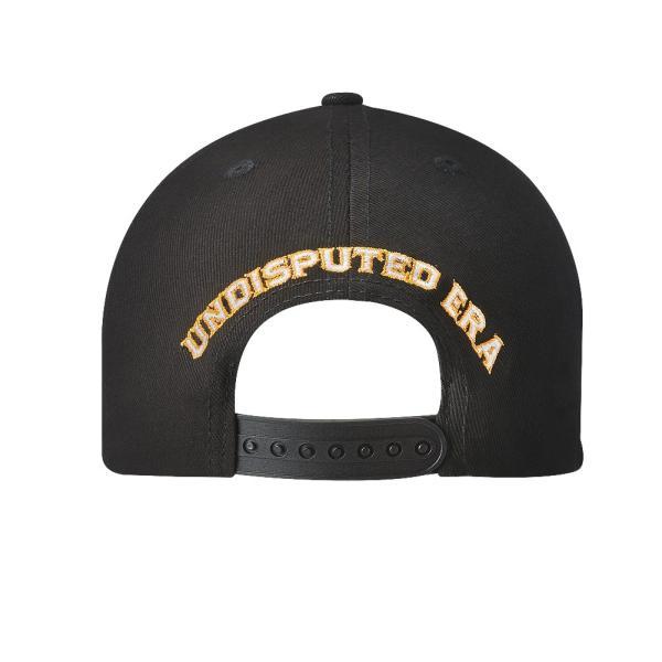 WWE Undisputed Era(アンディスピューテッド・エラ) Shock They System スナップバックキャップ|bdrop|04