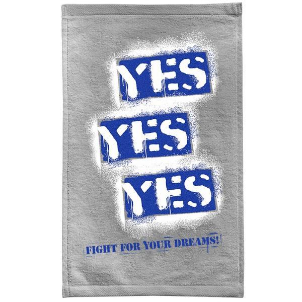 WWE Daniel Bryan(ダニエル・ブライアン) Fight for Your Dreams スポーツタオル|bdrop