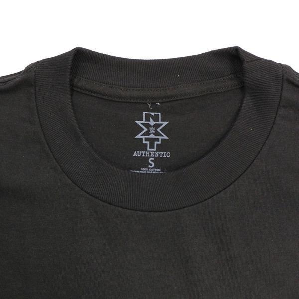 WWE Adam Cole(アダム・コール) Bay Bay ブラックTシャツ|bdrop|06