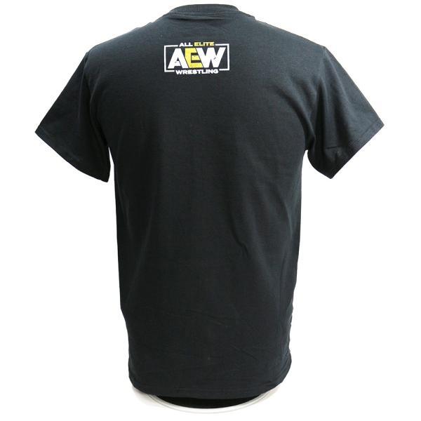 AEW Double or Nothing ブラックTシャツ|bdrop|04
