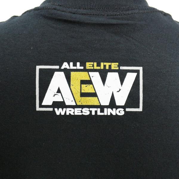 AEW Double or Nothing ブラックTシャツ|bdrop|05