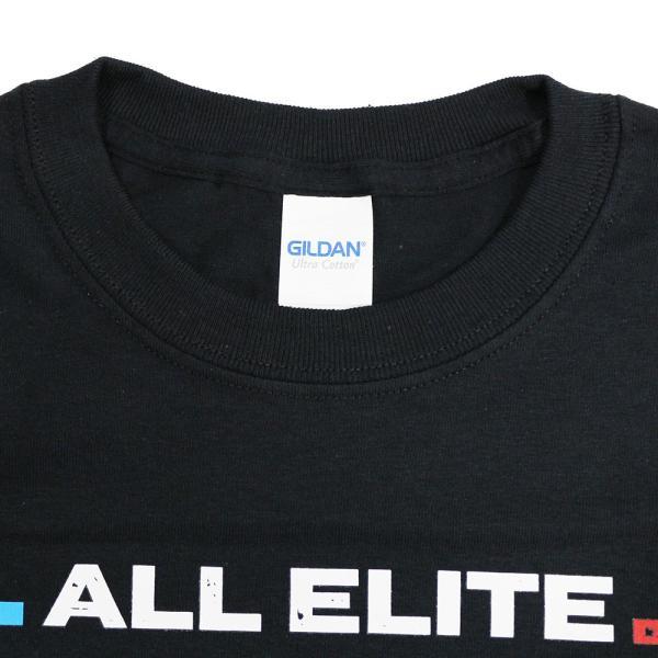Tシャツ AEW Special Edition AEW USA ブラック|bdrop|04
