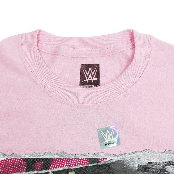 Tシャツ WWE Asuka and Kairi Sane(アスカ/カイリ・セイン) The Kabuki Warriors ピンク|bdrop|06