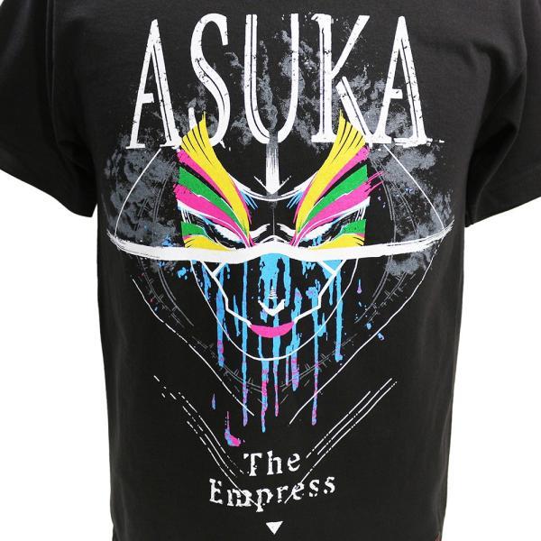 WWE Asuka(アスカ) The Empress Tシャツ|bdrop|02