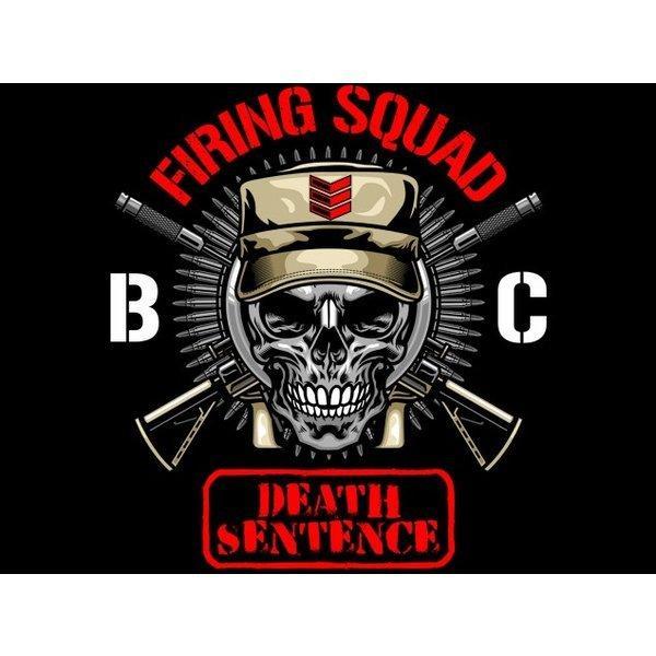 新日本プロレス NJPW BULLET CLUB(バレット・クラブ) B.C. Firing Squad Tシャツ|bdrop|02