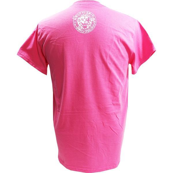 Tシャツ US版:新日本プロレス NJPW BULLET CLUB(バレット・クラブ) Katakana ピンク|bdrop|04