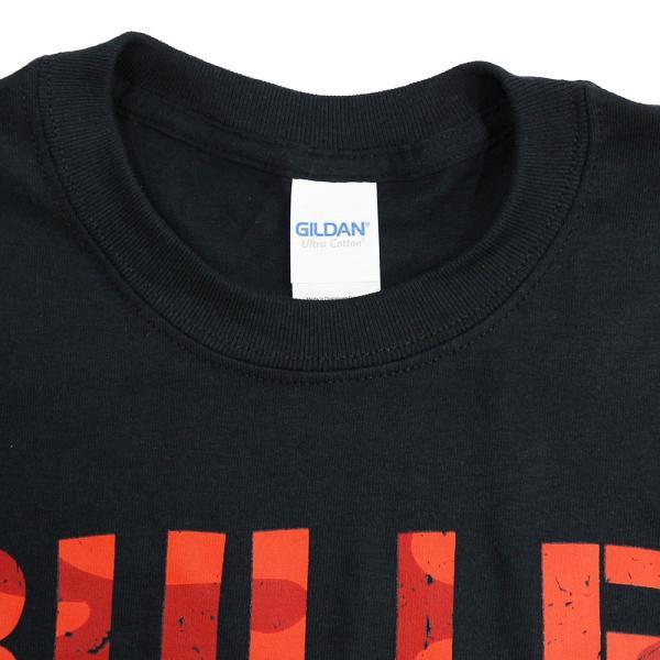 Tシャツ US版:新日本プロレス NJPW BULLET CLUB(バレット・クラブ) Red Camo ブラック|bdrop|05