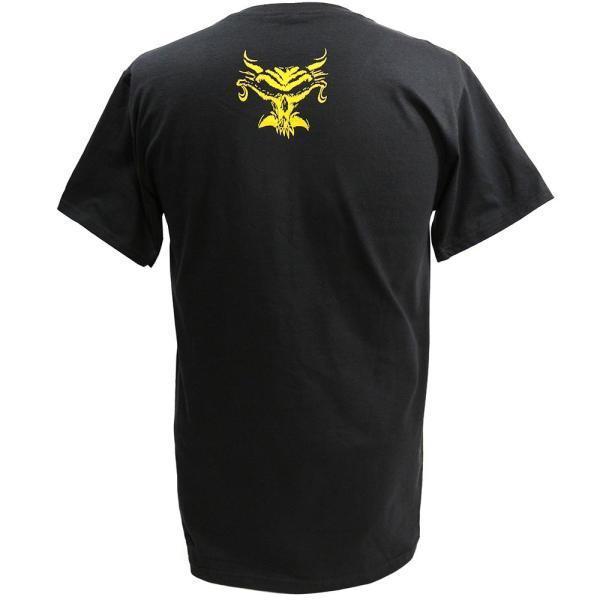 Tシャツ WWE Brock Lesnar (ブロック・レスナー) Brock Party ブラック bdrop 04