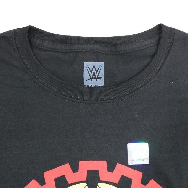 WWE Becky Lynch(ベッキー・リンチ) WrestleMANia ブラックTシャツ|bdrop|04