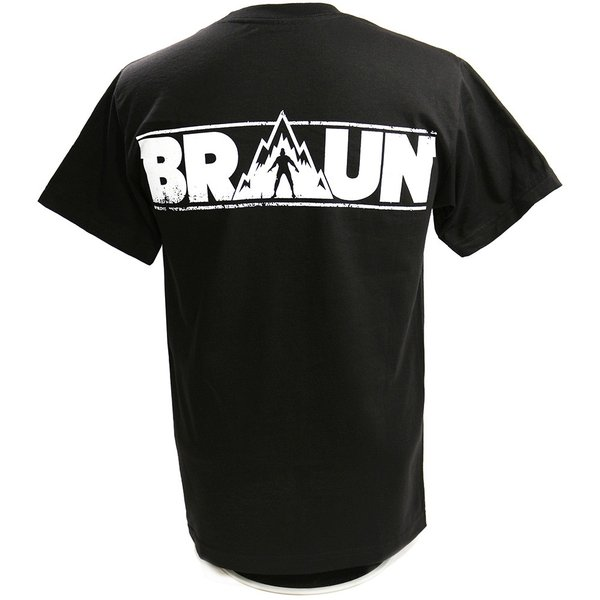 WWE Braun Strowman(ブラウン・ストローマン) Monster in The Bank ブラックTシャツ|bdrop|04