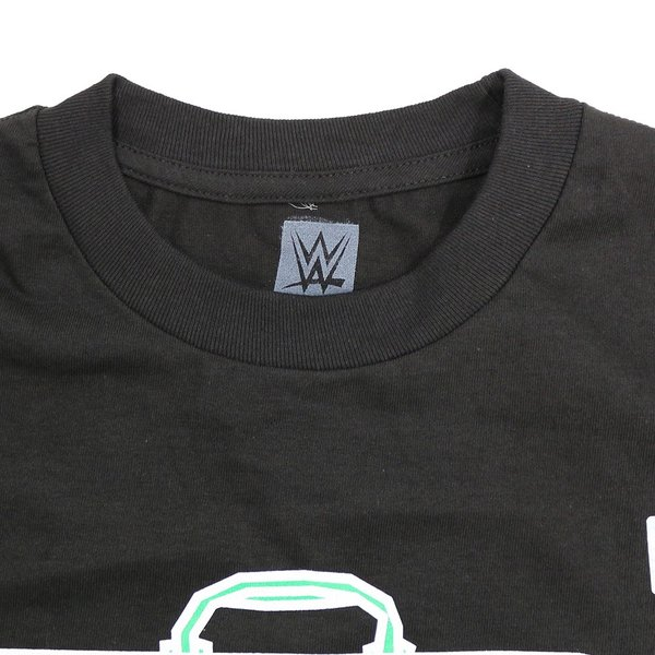 WWE Braun Strowman(ブラウン・ストローマン) Monster in The Bank ブラックTシャツ|bdrop|06