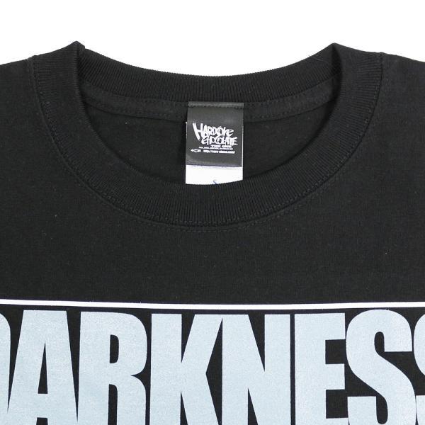 新日本プロレス NJPW ブラック・タイガー(暗闇脳天ブラック) Tシャツ Hardcore Chocolate/ハードコアチョコレート|bdrop|04