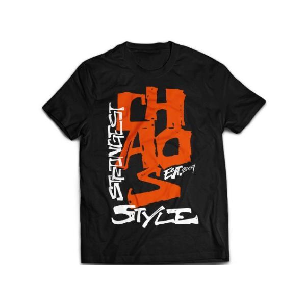 新日本プロレス NJPW CHAOS「Strongest Style」Tシャツ|bdrop