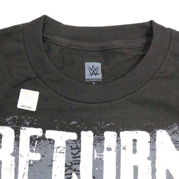 WWE Dean Ambrose (ディーン・アンブローズ) Return to Society ブラックTシャツ|bdrop|06
