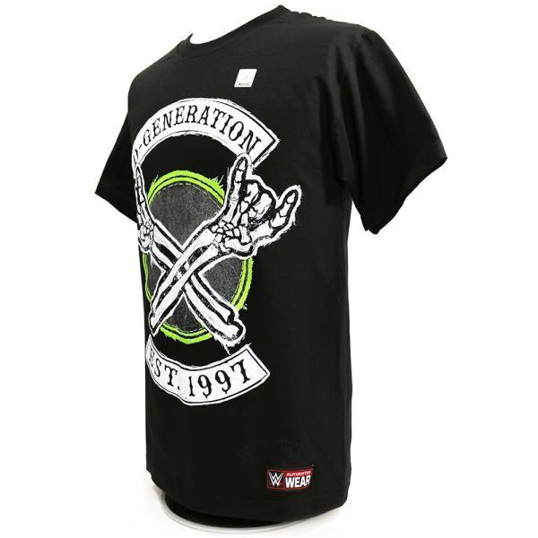 WWE D-Generation X 2018 ブラックTシャツ|bdrop|03