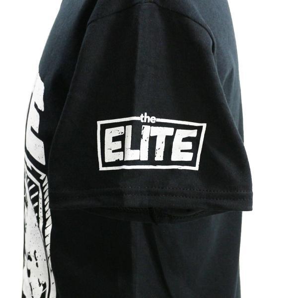 The Elite(ケニー・オメガ&ヤング・バックス) Change The World ブラックTシャツ|bdrop|04