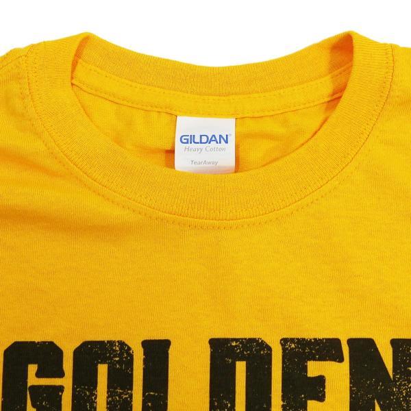新日本プロレス/NJPW Golden Elite(ゴールデンエリート) The Golden Elite イエローTシャツ bdrop 04