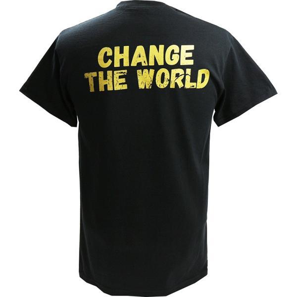 お1人様各サイズ2枚まで:新日本プロレス NJPW Golden Elite(ゴールデンエリート) ブラックTシャツ|bdrop|04
