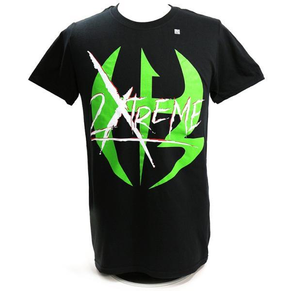 WWE Hardy Boyz(ハーディボーイズ) 2Xtreme Retro ブラックTシャツ|bdrop