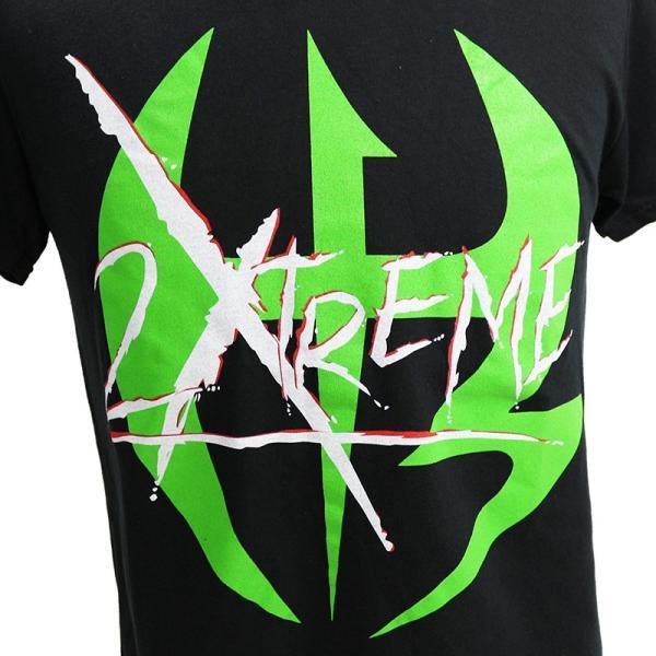 WWE Hardy Boyz(ハーディボーイズ) 2Xtreme Retro ブラックTシャツ|bdrop|02