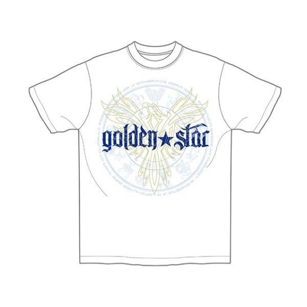 新日本プロレス NJPW 飯伏幸太「PHOENIX」Tシャツ(ホワイト) bdrop
