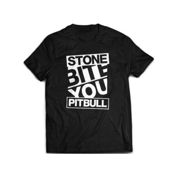 Tシャツ 新日本プロレス NJPW 石井智宏「STONE PITBULL ワード」|bdrop