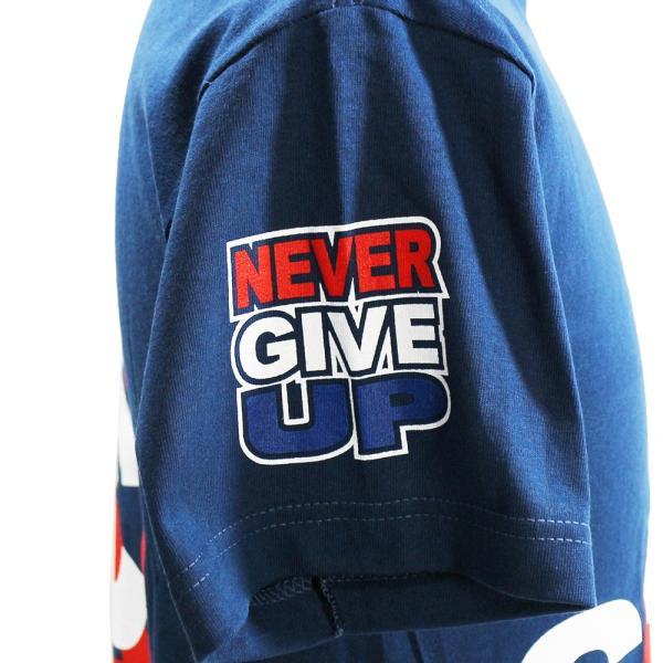 WWE John Cena (ジョン・シナ) U Cant Stop Me ネイビーTシャツ|bdrop|04