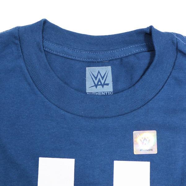WWE John Cena (ジョン・シナ) U Cant Stop Me ネイビーTシャツ|bdrop|07