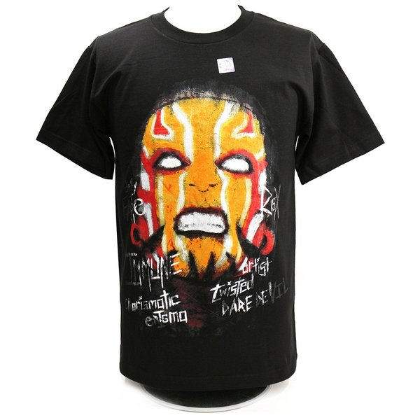 WWE Jeff Hardy(ジェフ・ハーディ) Obsolete ブラックTシャツ|bdrop