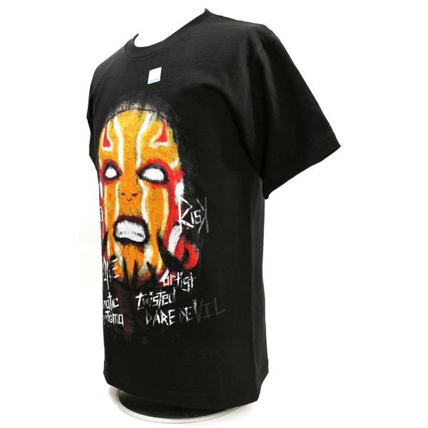 WWE Jeff Hardy(ジェフ・ハーディ) Obsolete ブラックTシャツ|bdrop|03