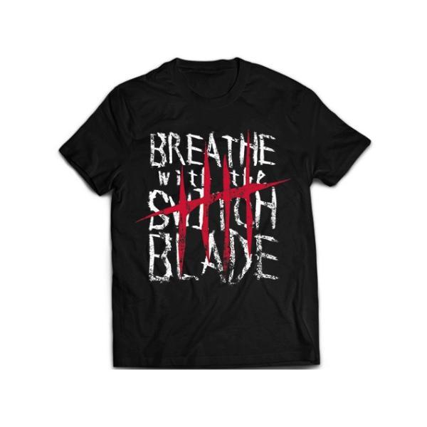 新日本プロレス NJPW ジェイ・ホワイト「BREATHE」Tシャツ|bdrop