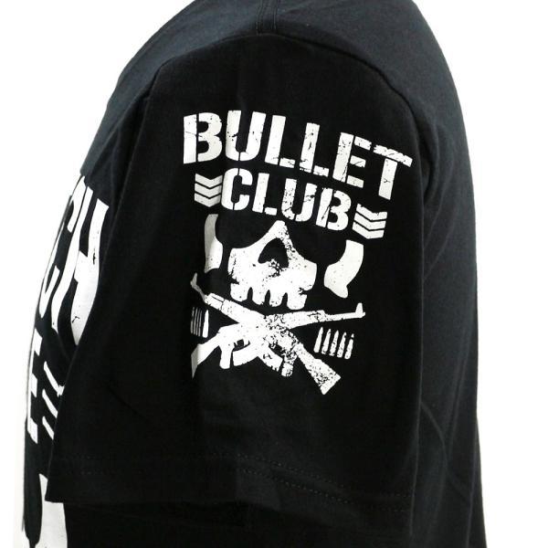 輸入版:新日本プロレス NJPW ジェイ・ホワイト Switchblade BC ブラックTシャツ bdrop 03