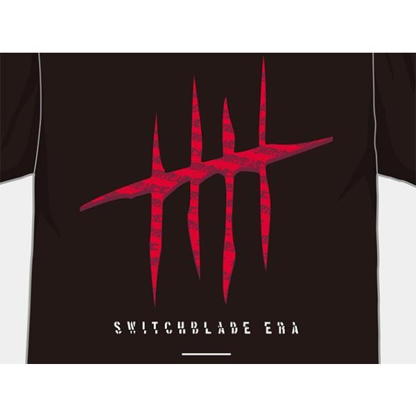 Tシャツ 新日本プロレス NJPW ジェイ・ホワイト「SWITCHBLADE ERA」|bdrop|02