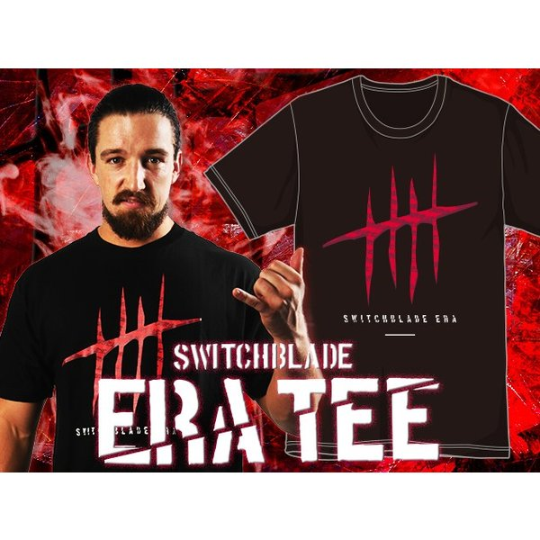 Tシャツ 新日本プロレス NJPW ジェイ・ホワイト「SWITCHBLADE ERA」|bdrop|04