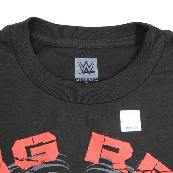 WWE Kane(ケイン) Big Red Monster ブラックTシャツ bdrop 06