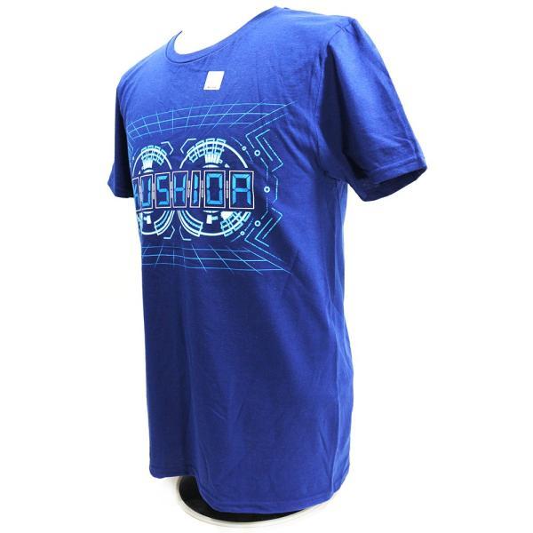Tシャツ WWE Kushida(クシダ) NXT ネイビー bdrop 03