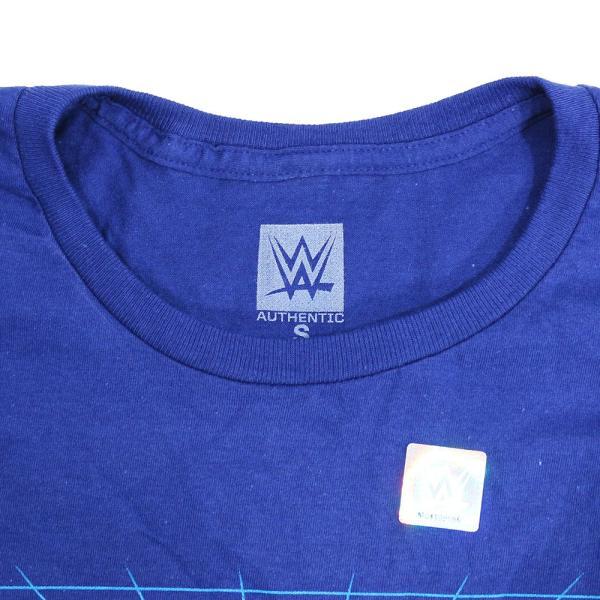 Tシャツ WWE Kushida(クシダ) NXT ネイビー bdrop 06