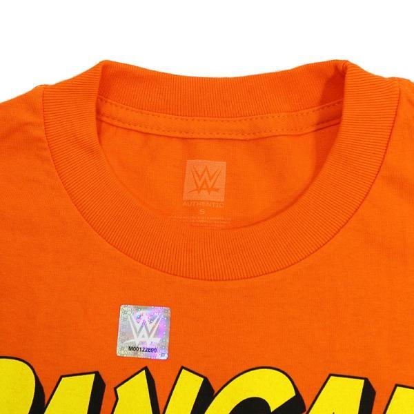 WWE New Day(ニュー・デイ) Pancake Power オレンジTシャツ|bdrop|06