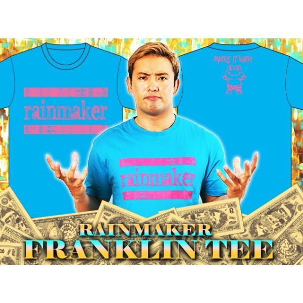 Tシャツ 新日本プロレス NJPW オカダ・カズチカ「フランクリン」|bdrop|04