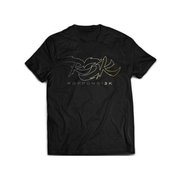 新日本プロレス NJPW ROPPONGI 3K 「R3K」Tシャツ|bdrop