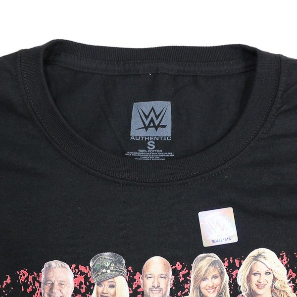 Tシャツ WWE RAW Reunion Event ブラック|bdrop|06