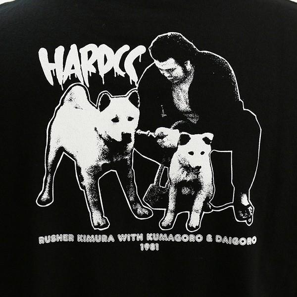 国際プロレス THE RAID-はぐれ国際軍団- (ラッシャー木村) Tシャツ Hardcore Chocolate/ハードコアチョコレート|bdrop|05