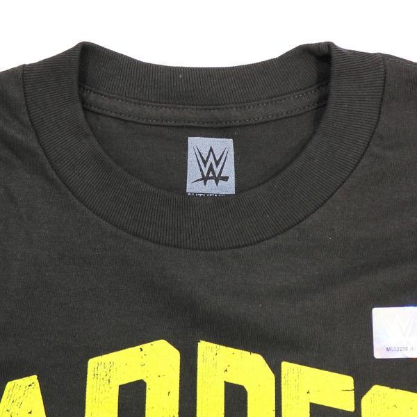 WWE Ronda Rousey(ロンダ・ラウジー) Baddest On The Planet ブラックTシャツ|bdrop|06